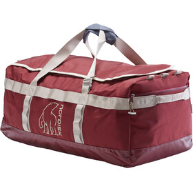 Nordisk Skara Gear Bag M 70l Burnt Red
